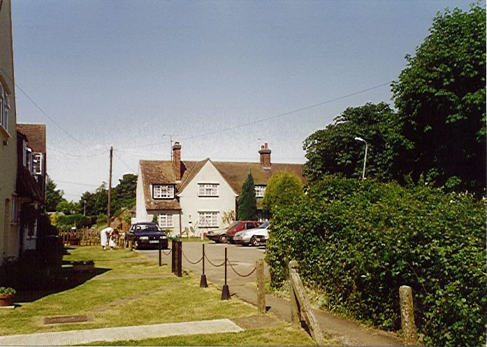 Council Cottages (Gravely Road) | JHL