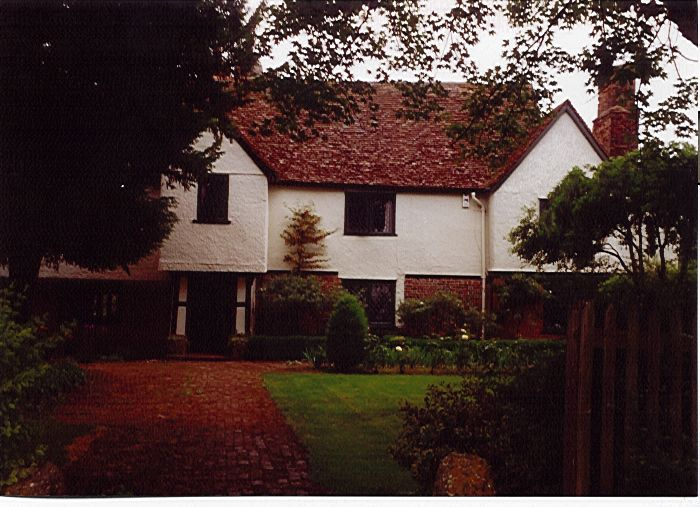 Manor Farm House (opp Green Man)