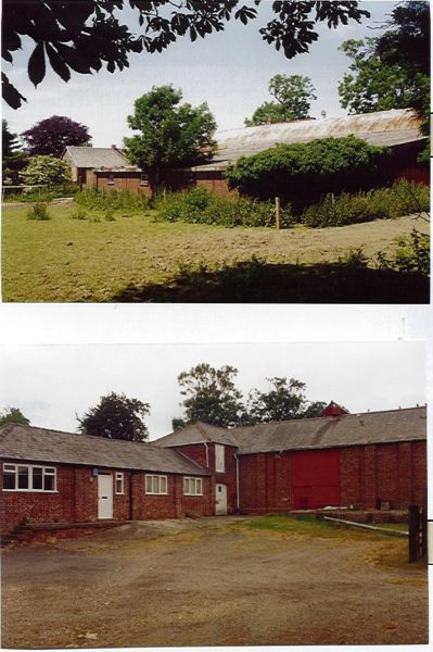 Farm buildings (Grange Farm) | JHL