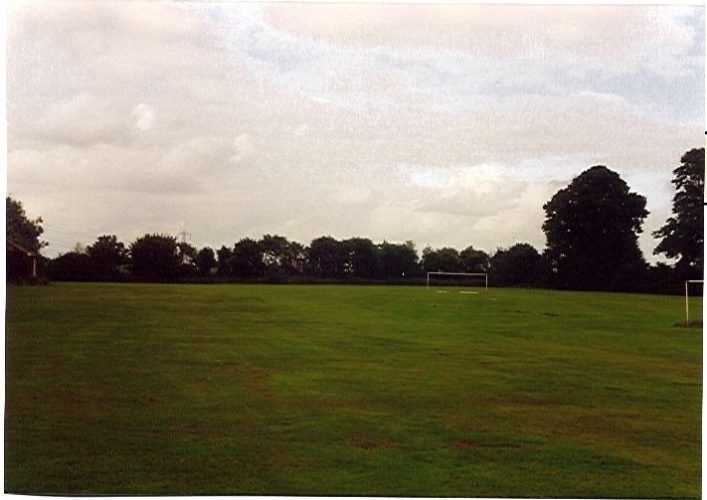 Playing Field (Gravely Road) | JHL