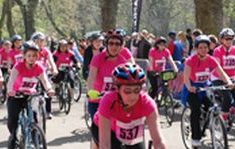 Pedal it Pink Cycle Ride