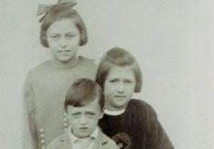 The Gurney children