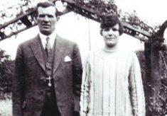 Sam Thornton with Cis Hucklesby