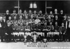 A History of senior football in St Albans - Part 3
