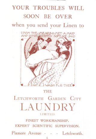 Letchworth Garden City Laundry