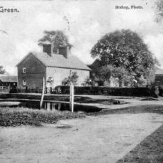 New Road, early 1900s | Woolmer Green Parish Council