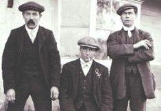 Jolly Gardeners P.H. trio