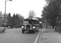 Bus Crash in 1935