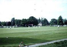 Aldenham Harriers & cricket on the Common