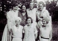 Methodist Church ladies