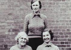 Infants School Teachers, early 1940s