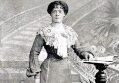 Minnie (Hopcroft) Bosley