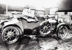 Percy Jarman's Wolseley Stalite Cars