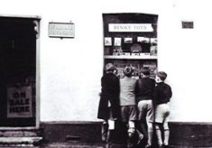 Bill Brooke's Shop