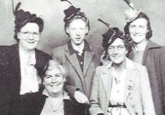 Friends at Southend, 1947
