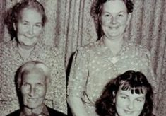 The Elsom and Tingey Families