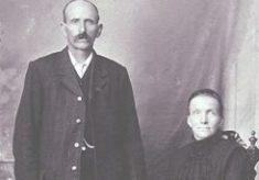 George & Lizzie Draper