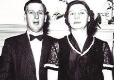 Percy & Frances Leach