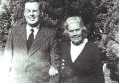 Elizabeth & Ernest Peck