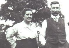 Edward and Elizabeth Peck
