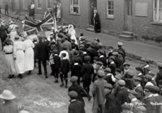 Redbourn events in 1920s
