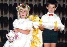 Infants School May Day Celebrations