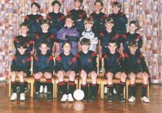 Junior School Football Teams
