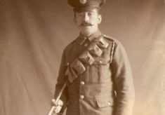 A GRANDFATHER IN THE FIRST WORLD WAR