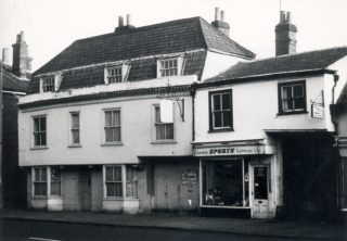 Chanor Sports Supplies - Hertfordshire Archives & Local Studies