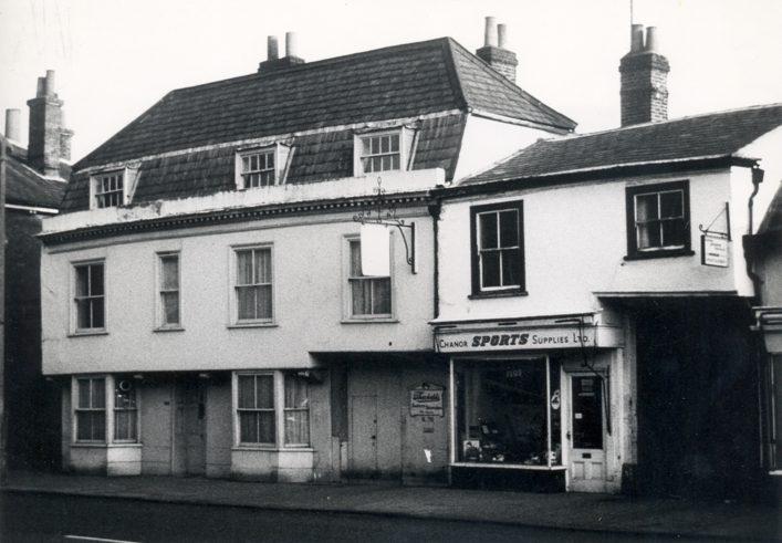 Chanor Sports Supplies - Hertfordshire Archives & Local Studies