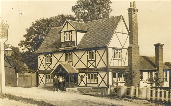 The Old Bell Inn | Hertfordshire Archives & Local Studies