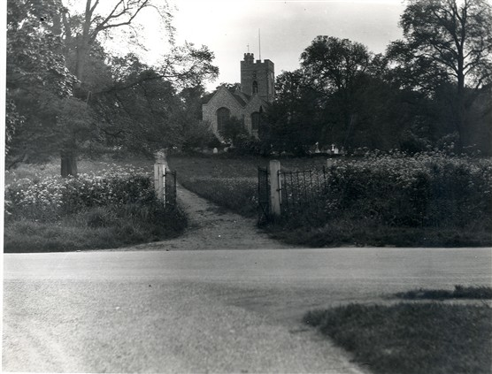 Two Unidentified Churches | Hertfordshire Archives & Local Studies