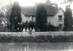 Unidentified House and People