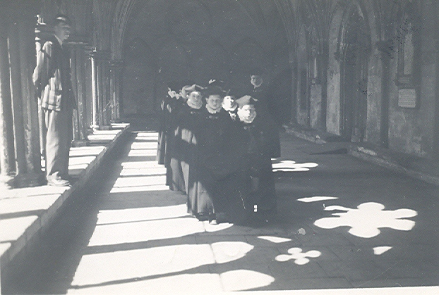 Ecclesiastical Procession - Hertfordshire Archives & Local Studies