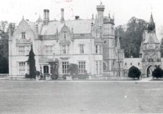 Unidentified Stately Home