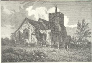 King's Langley Church | Hertfordshire Archives & Local Studies
