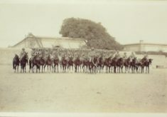 HERTS Yeomanry doings as far as they concerned T. Holland-Hibbert from 1st May 1915 to 4th August 1915