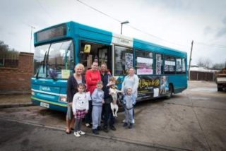 The Final Bus Stop - The Barley Mow Caravan site and the Residents