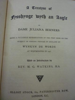 Title page of Julyana Berner's
