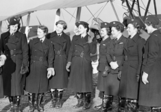 The ATA Girls (Air Transport Auxiliary) World War Two