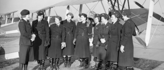 Image of The ATAgirls Aviation Transport Authority World War Two.