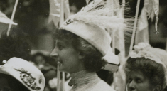 Lady Constance Lytton, Suffragette