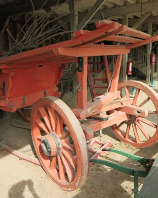 Farm Waggon: fore carriage