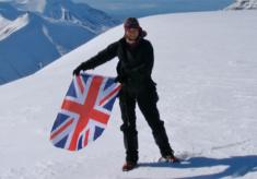 Lucy Shepherd, Explorer