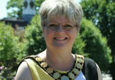 Hatfield Mayor Lynne Sparks (2015-2016 Term)