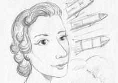 Peggy Hodges OBE, Aeronautical Engineer