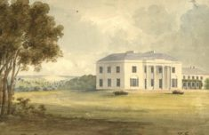 'Digswell House' by J. Trower (ref. CV/DIG/3)