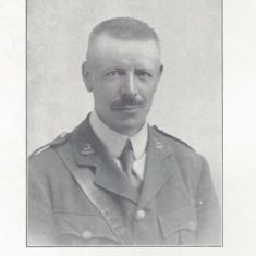 Headmaster of Hertford Grammar School pre WW1