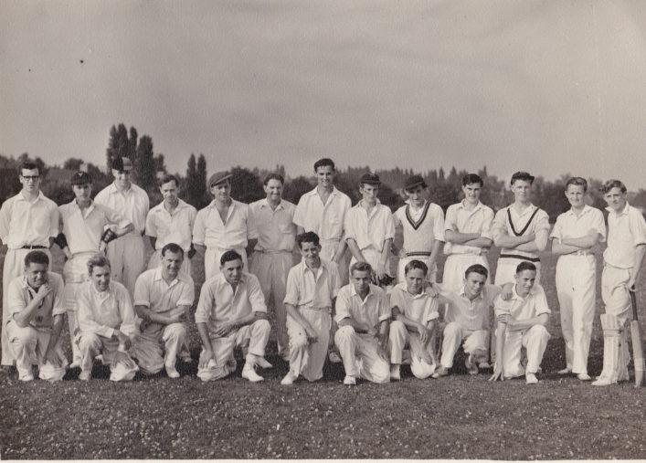 1955 Letchworth Cricket Club