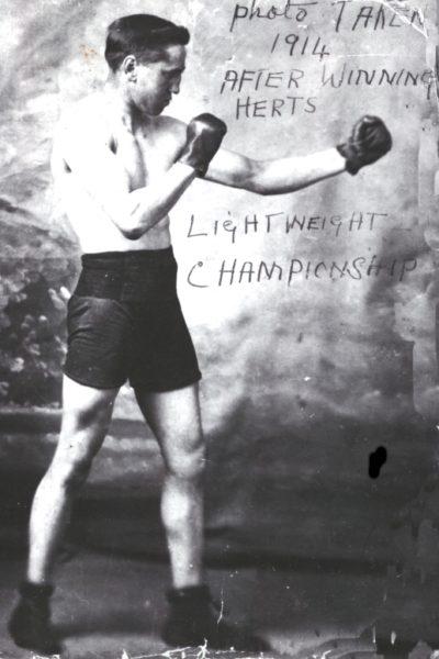 philip horwood hertfordshire champion 1914
